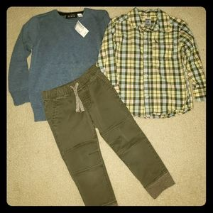3pc mix n match outfit